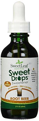 Sweetleaf, Steviaclear Root Beer Flavored Liquid, 2 Fl Oz
