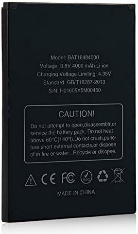 Batería para Doogee X5 Max / Doogee X5 Max Pro: Amazon.es: Electrónica