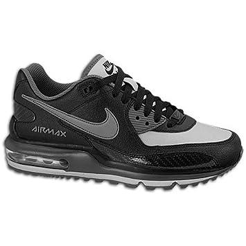 Nike AIR Max Vision (PS) – Chaussures Sportives, Enfant, Noir – (