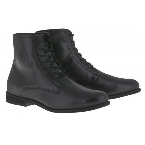 (Alpinestars Parlor Drystar Riding Shoes (10) (BLACK))