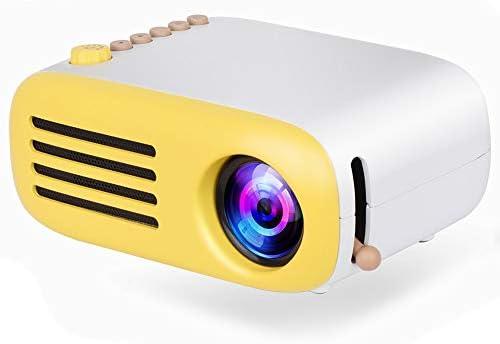 TOOGOO Yg200 Mini Proyector De Bolsillo Led Portátil AV USB Hdmi ...