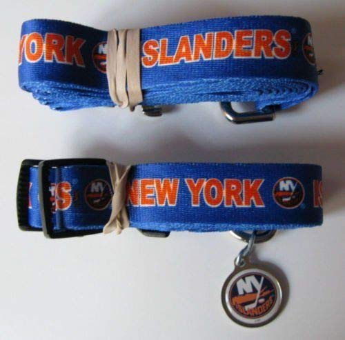 HUNTER New York Islanders Pet Combo (Includes Collar, Lead, ID Tag), Small