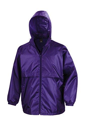 Core nbsp;x Purple R204 Risultato Windcheater x40n1qF