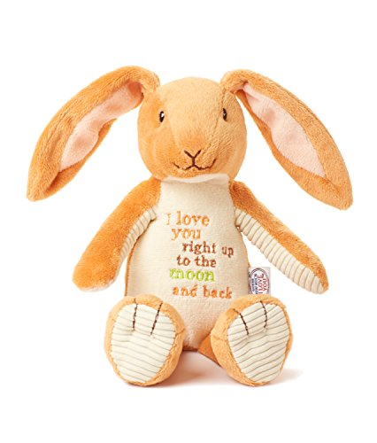 Guess How Much I Love You: Nutbrown Hare Bean Bag Plush