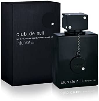 Armaf Club De Nuit Intense Man EDT Men New in Box, 3.6 Fl Oz