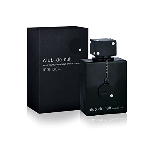 Armaf Club De Nuit Intense Man EDT Men New in Box, 3.6 oz