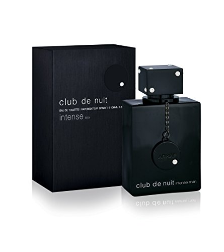 Armaf Club De Nuit Intense Man EDT Men New in Box, 3.6 oz]()