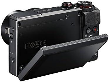 Canon PowerShot Digital Camera [G7 X Mark II] with Wi-Fi & NFC, LCD Screen, and 1-inch Sensor – Black, 100 – 1066C001 416IPK 2BEVDL