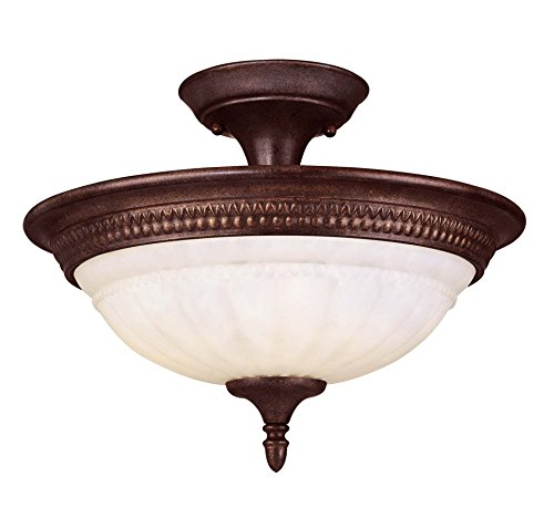 Savoy House KP-6-508-3-40 Two Light Semi-Flush