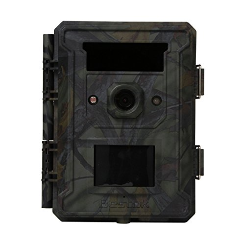 LightInTheBox Bestok 12MP Digital Infrared Night Vision Outdoor Waterproof Wildlife Cam Scouting Stealth Trail Hunting Game Spy Camera Security Wide Angle