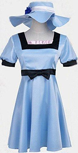 Relaxcos Steins;gate Shiina Mayuri Cosplay Costume