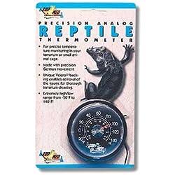 Precision Analog Reptile Thermometer