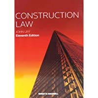 Construction Law by Professor John Uff - Paperback
