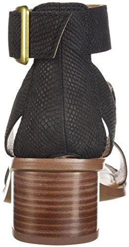 Pictures of Franco Sarto Women's Lorelia Heeled Sandal F6895L2 Black 8