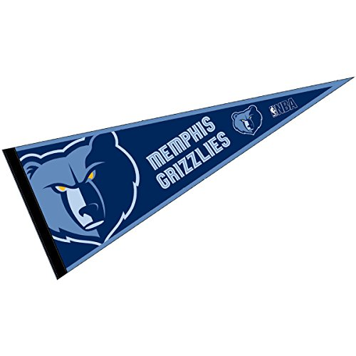 "Memphis Grizzlies Pennant Full Size 12"" X 30"""