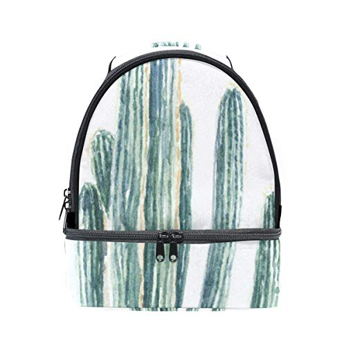 Lunch Tote San Pedro Cactus Mens Insulated Lunch Bag Zipper Kids Lunch Box (Best San Pedro Cactus)