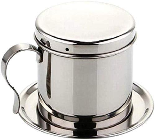 GEZHU Acero Inoxidable Goteo de café Manual del Fabricante de ...