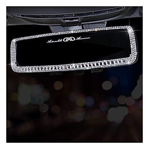 Siyibb Diamond Leather Car Hand Brake Cover Bling Car Styling