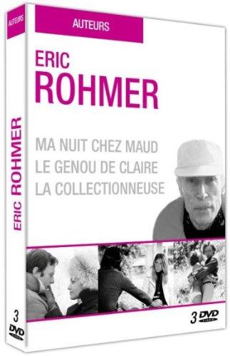 Rohmer 1 - Ma Nuit Chez Maud, Le Genou De Claire, La Collectionneuse