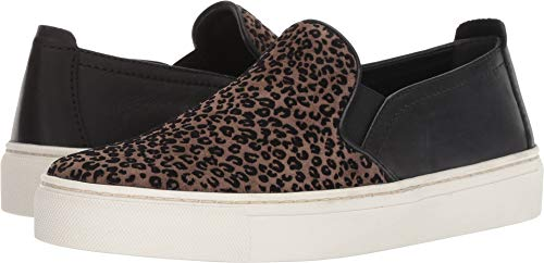 Sneaker Manolete Flock Leo Name Women's Black Sneak The Fashion Sabbia FLEXX qS8vTSXcw
