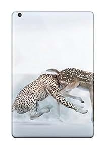 Ultra Slim Fit Hard Alex Case Cover Specially Made For Ipad Mini/mini 2- Humor Animal