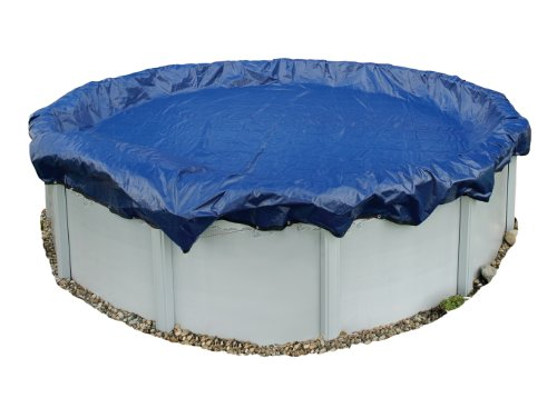 Blue Wave Gold 15-Year 12-ft Round Above Ground Pool Winter (Arctic Round Pool Cover)