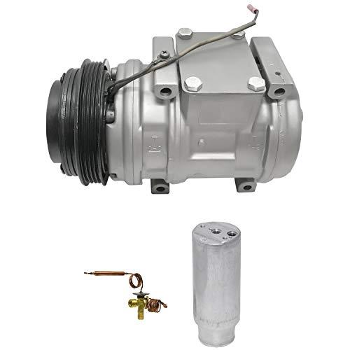 RYC Remanufactured AC Compressor Kit KT CI74