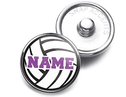 Amazon Com Choose A Color Personalized Volleyball Name Team