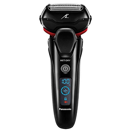 Panasonic ES-LT3N-K Arc3 3-Blade Electric Shaver with Built-In Pop-up Trimmer, Active Shave Sensor Technology and Wet Dry Operation (Best Trimmer In India Under 500)