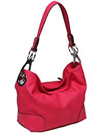 3k180L MyLux® Women Hobo Shoulder Handbag + SWG Sunglasses Holiday Combo