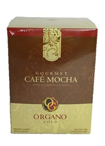 Organo Gold - Cafe Mocha (8 Boxes) by Organo Gold (Image #1)