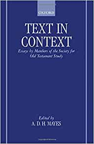 text in context essay Social context essays: over 180,000 social context essays, social context term papers, social context research paper essay text: baldwin writes.