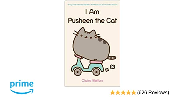 I Am Pusheen the Cat (A Pusheen Book): Claire Belton: 8601404318603