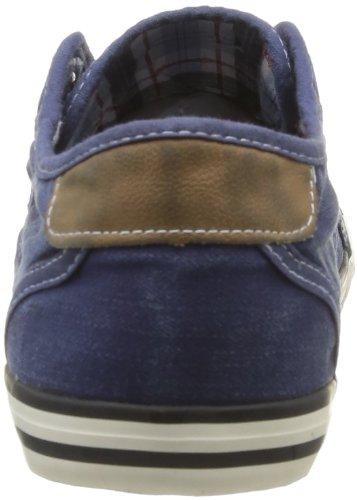 Mustang - Zapatillas de estar por casa para hombre Azul (841 Jeansblau)