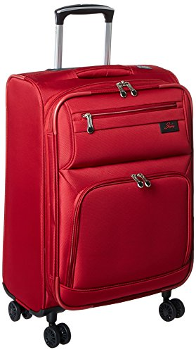 Skyway Sigma 5.0 21-Inch 4 Wheel Expandable Carry On, Merlot - Luggage 2 Sigma Skyway