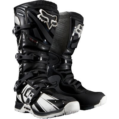 FOX COMP 5 UNDERTOW YOUTH MX/OFFROAD BOOTS BLACK 1 (Fox Comp 5 Undertow)