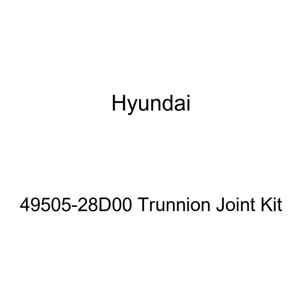 Genuine Hyundai 49505-28D00 Trunnion Joint Kit