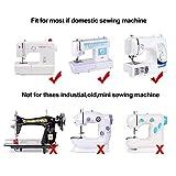 11Pcs Presser Feet, Sewing Machine Kit Household