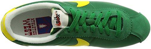 Nike 844855-370 - Zapatillas de deporte Hombre Verde (Pine Green / Opti Yellow-Sail)