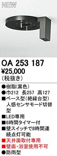 オーデリック エクステリアライト センサ 【OA 253 187】OA253187 B01AHQEOA8