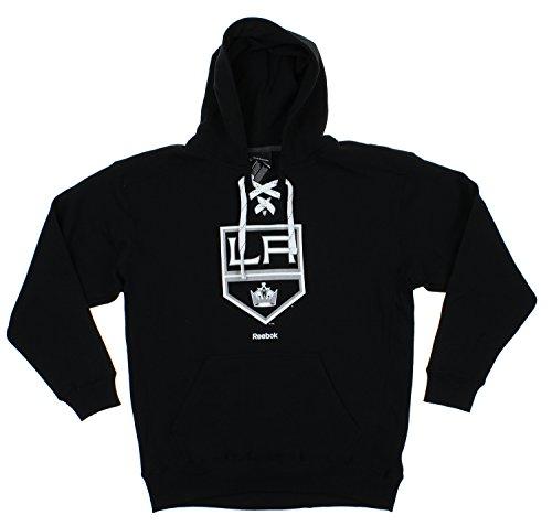 Reebok NHL Men's Primary Jersey Pullover Hoodie, Los Angeles Kings