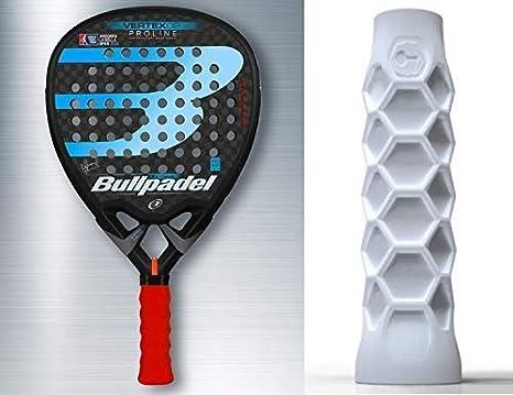 Grip Padel HESACORE Tour Grip + 1unds overgrip Pro Elite Confort Naranja flúor.: Amazon.es: Deportes y aire libre