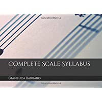Complete Scale Syllabus