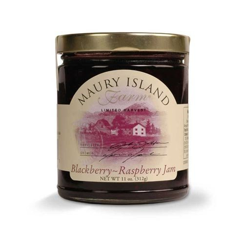Maury Island (Blackberry and Raspberry Jam)