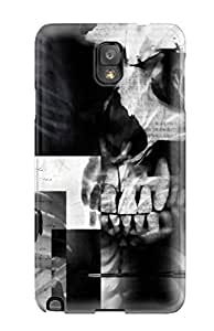 Paul Jason Evans's Shop High-end Case Cover Protector For Galaxy Note 3(bones)