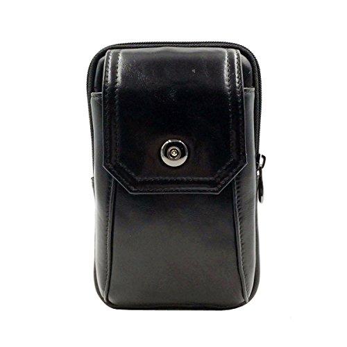 Leather Hip Bag - 9