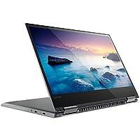 "Lenovo Yoga 720-13IKB - Ordenador portátil Convertible DE 13.3"" FullHD (Intel Core i5-7200U(H), 8 GB RAM, 256 GB SSD, Intel HD 620, Windows 10 Home) Gris Metalizado - Teclado QWERTY Español"