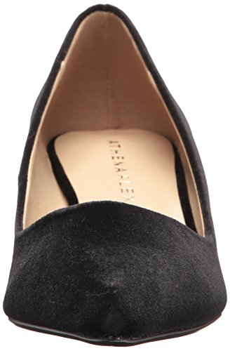 Athena Alexander Womens Teague Dress Pump Nero Velluto