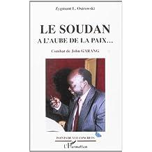 Soudan à l'aube de la paix combat de john garang le