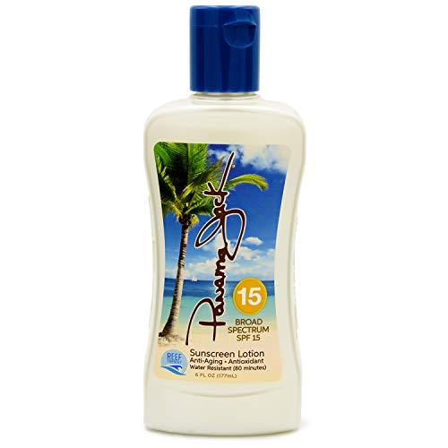 Panama Jack Sunscreen Lotion SPF 15